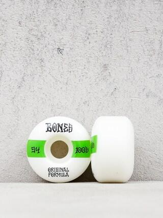 Ku00f3u0142ka Bones Og Formula V4 Wide 100A (white/green)