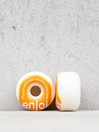 Kółka Enjoi Helvetica Neue (orange)