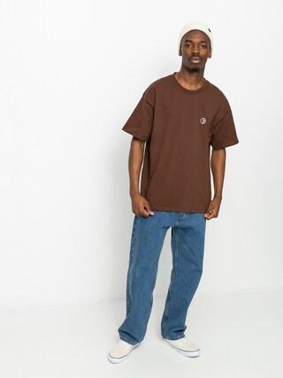 T-shirt Polar Skate Team (brown)