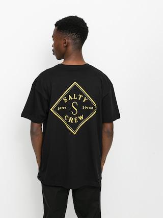 T-shirt Salty Crew Tippet (black)