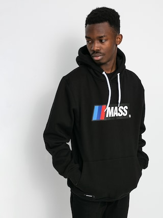 Bluza z kapturem MassDnm Pitstop HD (black)
