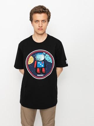 T-shirt Tabasko Kosmos (black)