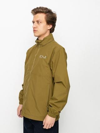 Kurtka Polar Skate Coach (green brown)