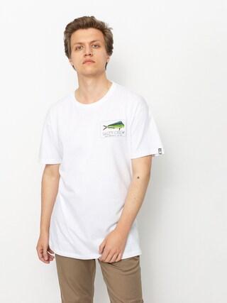 T-shirt Salty Crew El Dorado Prenium (white)