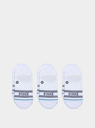 Skarpetki Stance Basic 3 Pack No Show (white)
