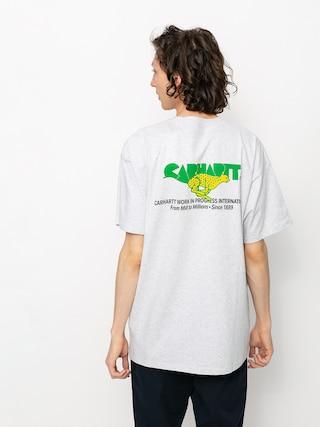 T-shirt Carhartt WIP Runner (ash heather)
