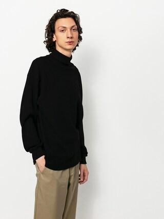Longsleeve Polar Skate Shin Turtleneck (black)