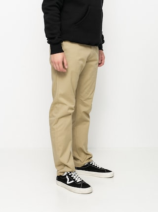 Spodnie RVCA The Weekend Stretch (khaki)
