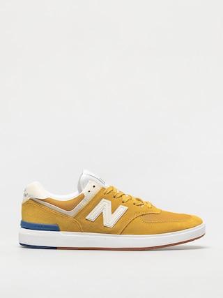 Buty New Balance All Coasts 574 (yellow)