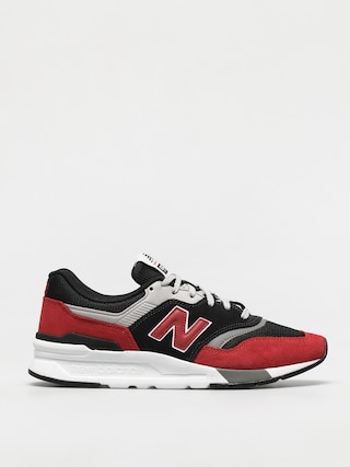 Buty New Balance 997 (red/grey)