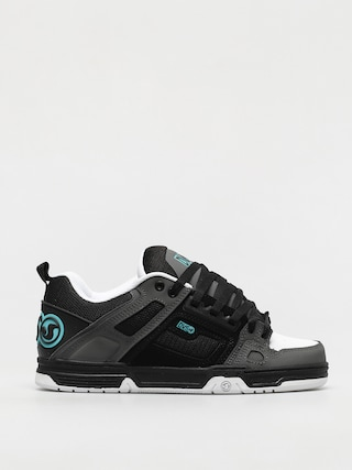 Buty DVS Comanche (black charcoal white turquois nubuck)