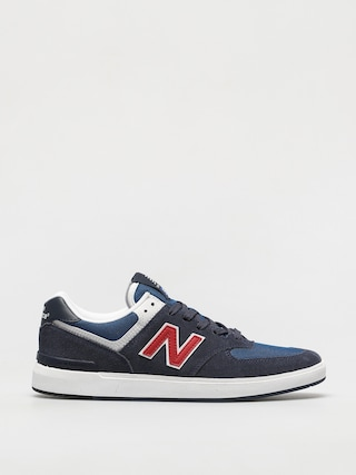 Buty New Balance All Coasts 574 (navy/red)