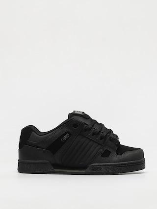 Buty DVS Celsius (black black leather)