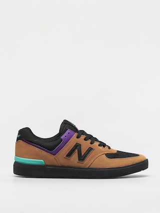 Buty New Balance All Coasts 574 (brown/black)