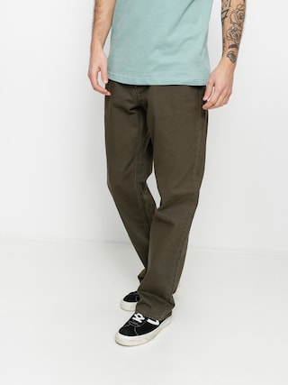 Spodnie Volcom Substance Denim (tarmac brown)