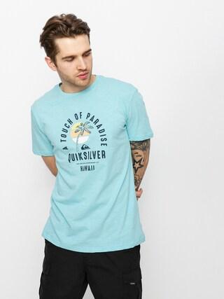 T-shirt Quiksilver Quiet Hour (gulf stream)