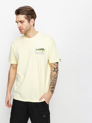 T-shirt Salty Crew El Dorado Prenium (banana)