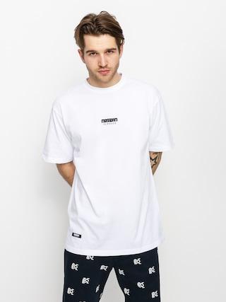 T-shirt MassDnm Classics Small Logo (white)