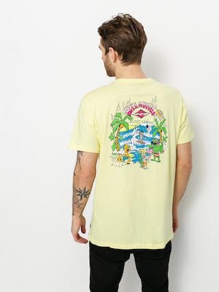 T-shirt Billabong Gang Of Gangs (beeswax)