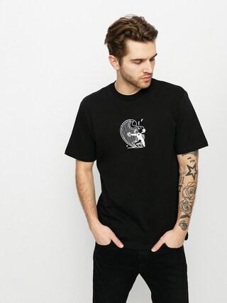 T-shirt Carhartt WIP Harp (black/white)
