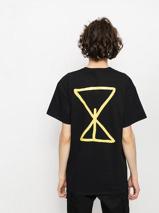 T-shirt Sour Solution Doodle (black)