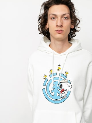 Bluza z kapturem Element Peanuts Emerge HD (off white)