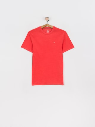 T-shirt Volcom Solid Stone Emb Wmn (rosewood)