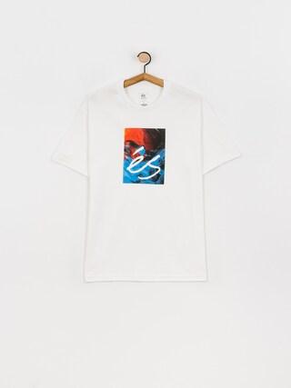 T-shirt eS Hyper Logo (white)