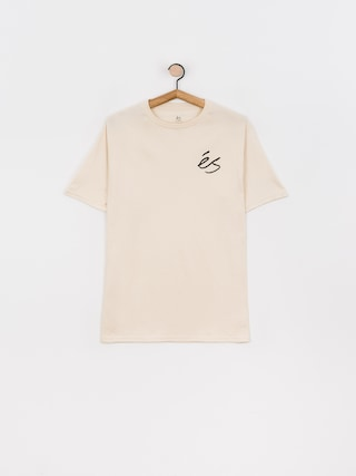 T-shirt eS Script Overdye (bone)