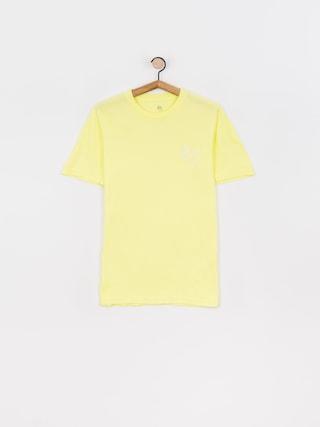 T-shirt eS Script Overdye (light green)