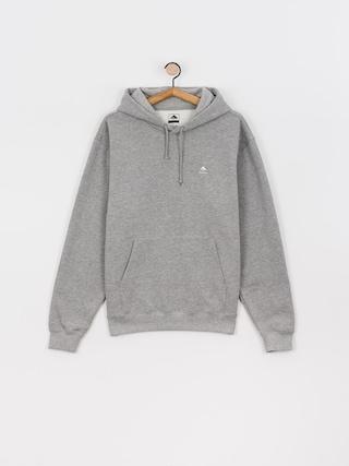 Bluza z kapturem Emerica Stacked HD (grey/heather)