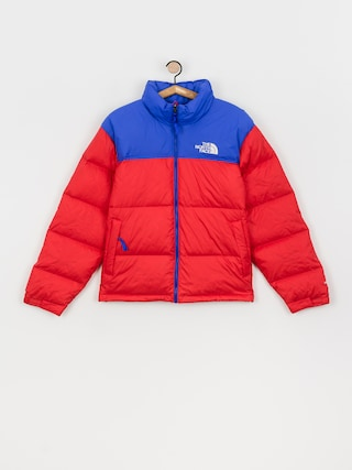 Kurtka The North Face 1996 Retro Nuptse (horizon red/tnf blue)