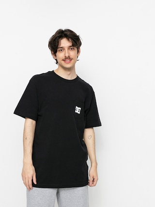 T-shirt DC Star Pocket (black)