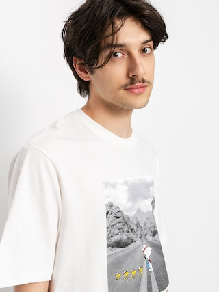 T-shirt Element Peanuts Adventure (off white)
