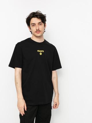 T-shirt Element Peanuts Kruzer (flint black)