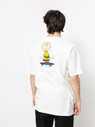 T-shirt Element Peanuts Kruzer (off white)