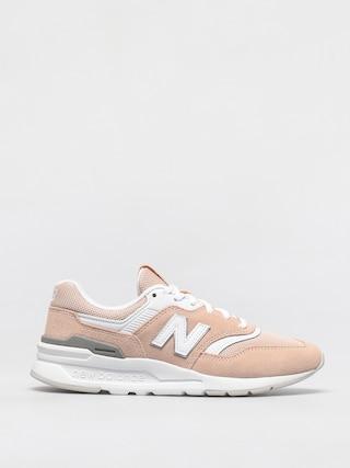 Buty New Balance 997 Wmn (pink/white)