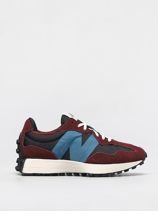 Buty New Balance 327 Wmn (classic burgundy/lt rouge wave)