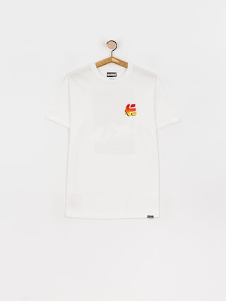 T-shirt Etnies Rad Poster (white)