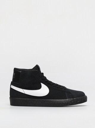 Buty Nike SB Zoom Blazer Mid (black/white black black)