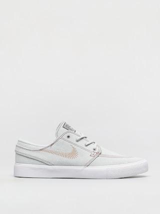 Buty Nike SB Zoom Stefan Janoski Fl Rm (pure platinum/monarch pure platinum)