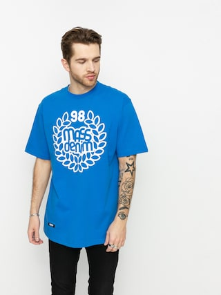 T-shirt MassDnm Base (blue)
