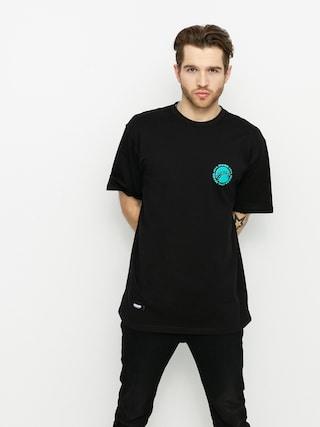 T-shirt MassDnm Worldwide (black)