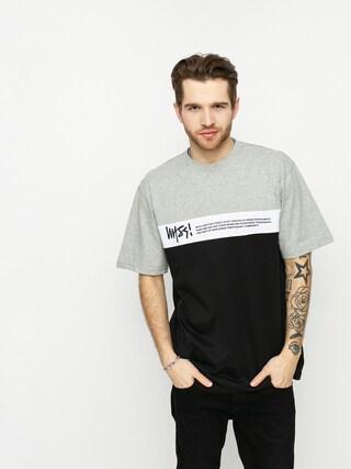 T-shirt MassDnm Special (lt heather/white/black)