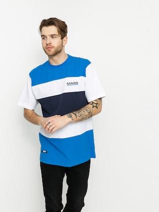 T-shirt MassDnm Layer (blue/navy)
