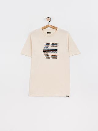 T-shirt Etnies Icon Print (natural)