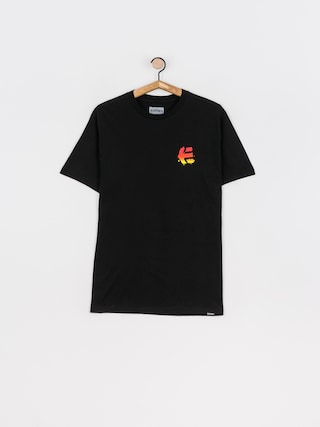 T-shirt Etnies Rad Poster (black)