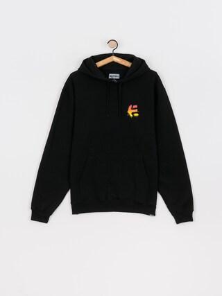 Bluza z kapturem Etnies Rad HD (black)