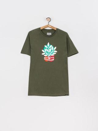 T-shirt Etnies Plant A Tree Tee (military)