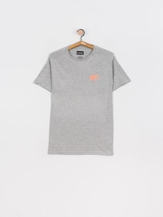 T-shirt Etnies Joslin (grey/pink)